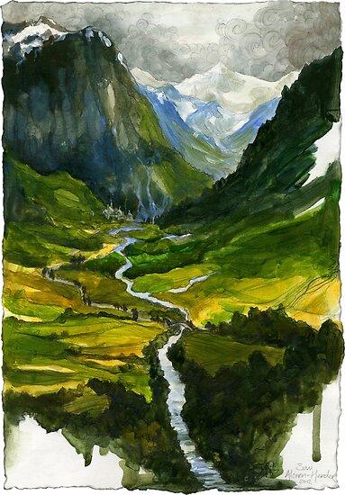 Das verborgene Tal von BohemianWeasel