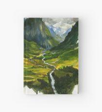 The Hidden Valley Hardcover Journal