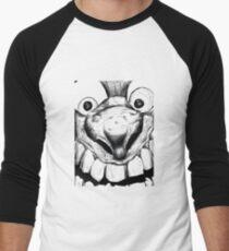 Hi! Close talker Men's Baseball ¾ T-Shirt