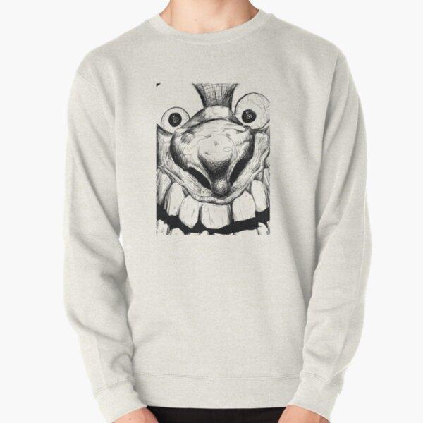 Hi! Close talker Pullover Sweatshirt