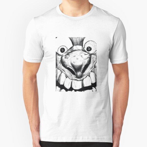 Hi! Close talker Slim Fit T-Shirt