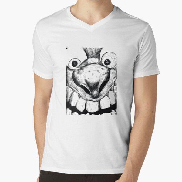 Hi! Close talker V-Neck T-Shirt
