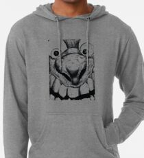 Hi! Close talker Lightweight Hoodie