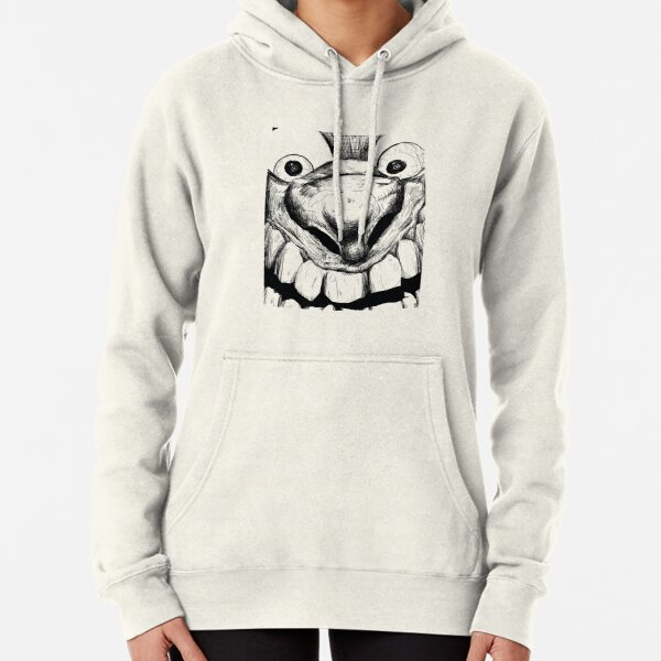Hi! Close talker Pullover Hoodie