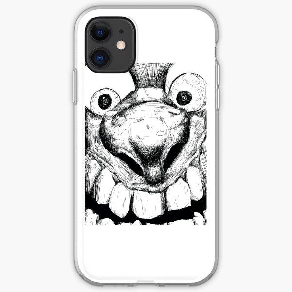 Hi! Close talker iPhone Soft Case
