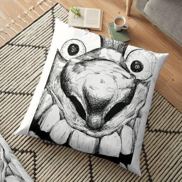 Hi! Close talker Floor Pillow