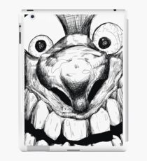 Hi! Close talker iPad Case/Skin