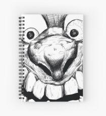 Hi! Close talker Spiral Notebook
