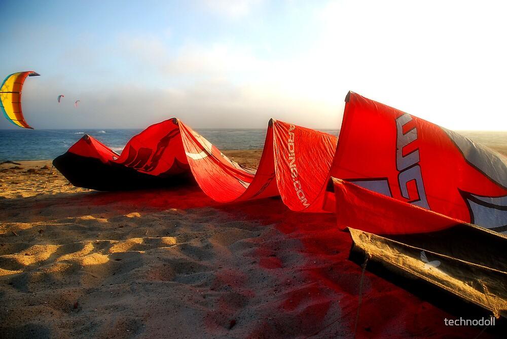 Malibu Kite by technodoll