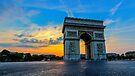 Arc De Triomphe 7 by John Velocci