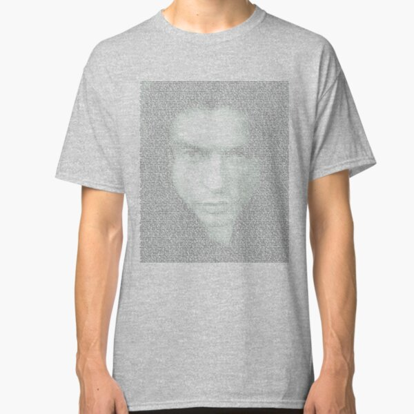 The Room Script in Full Classic T-Shirt