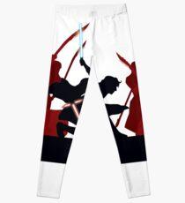Kylo Ren and Rey vs. Snoke's Praetorian Guard Leggings