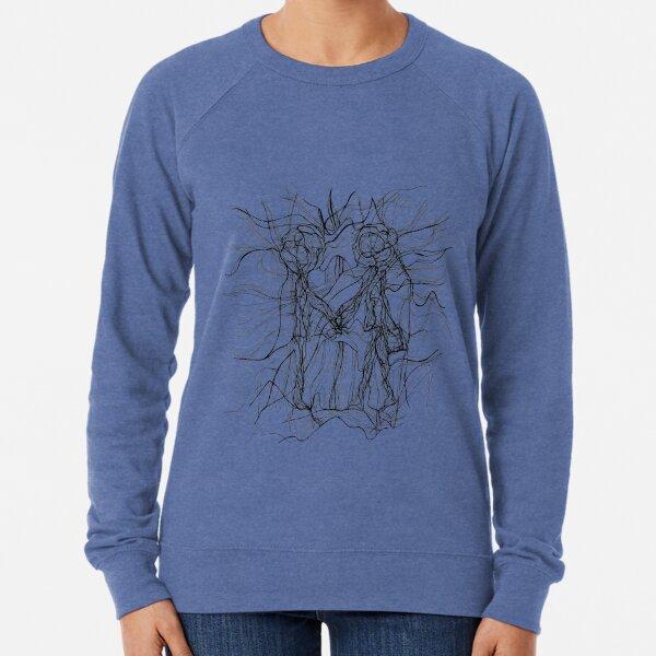 Meeting People Lightweight Sweatshirt