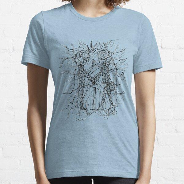 Leute treffen Essential T-Shirt