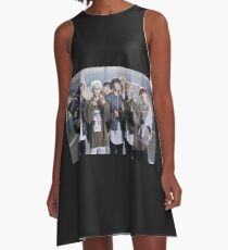 BTS Mic Drop remix A-Line Dress