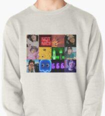 Lil Xan Aesthetic Rainbow Pullover