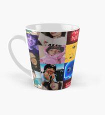 Lil Xan ästhetischer Regenbogen Tasse (groß)