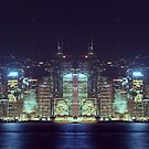 Hong Kong by Elaine Li
