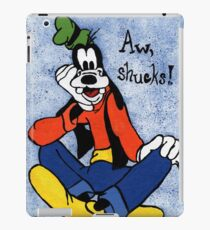 Goofy Painting iPad Case/Skin
