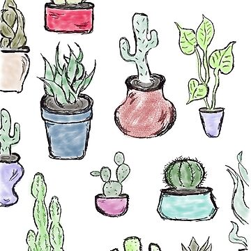 Plants & Cacti by cphil1992