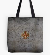 Atlas of Worlds (Path of Exile) Tote Bag