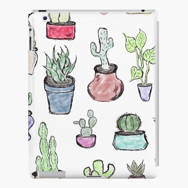 Plants & Cacti iPad Snap Case