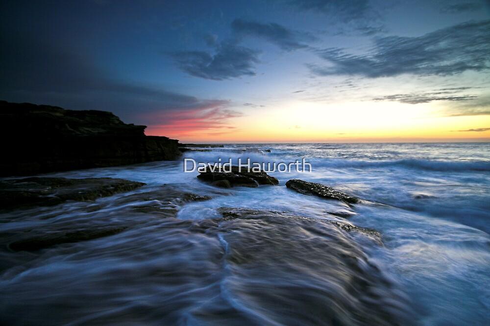 Tide Running by David Haworth