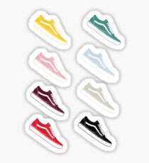 Vans Old Skool Bundle/ Pattern  Sticker