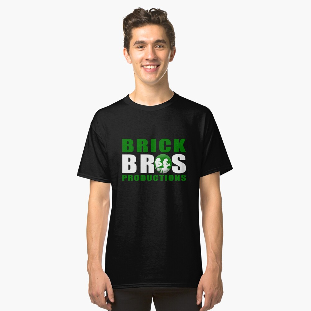 BrickBrosProductions Classic T-Shirt