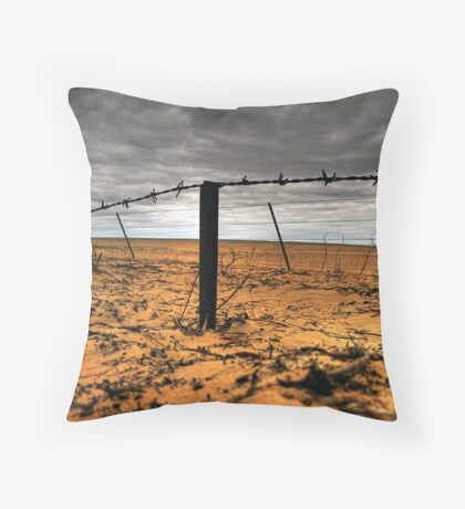 Drought Breakers? Throw Pillow