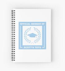Scott's Tots Spiral Notebook