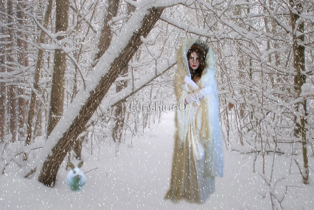Snow Queen by sunshine0