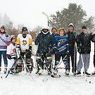 Canadian Pond Hockey Team by toby snelgrove  IPA