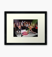 WWE- Dream (Commission)  Framed Print
