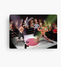 WWE- Dream (Commission)  Canvas Print