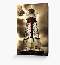 Kingscote Lighthouse Greeting Card