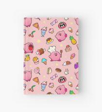 Kirby x Essen Muster Notizbuch