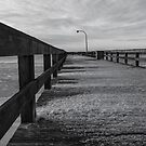 Icey Pier by KarenDinan