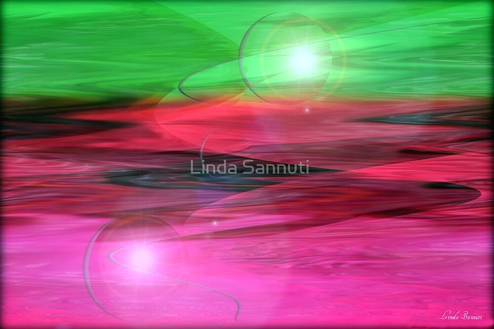 Space Oddity by Linda Sannuti