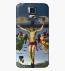 Selfius Domini - Crocefissione Raffaello Case/Skin for Samsung Galaxy