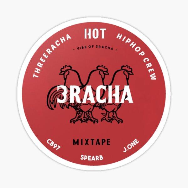 3racha Sticker