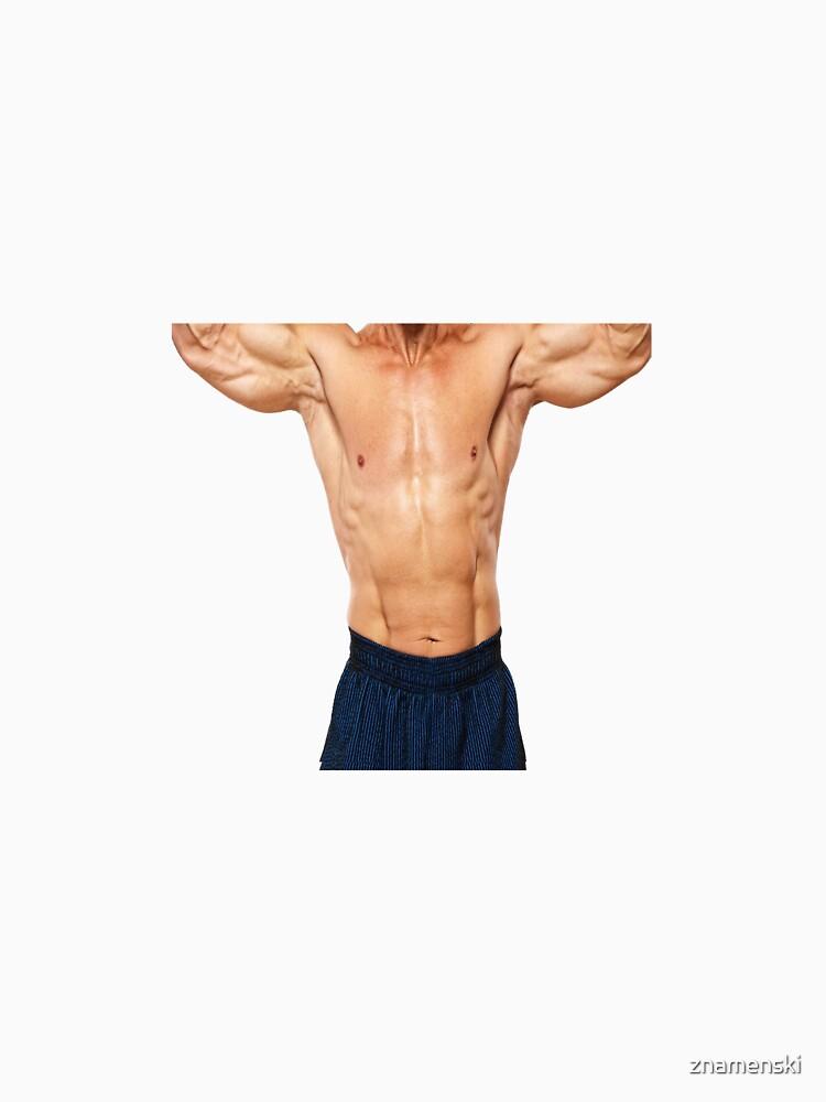 Muscle Man by znamenski