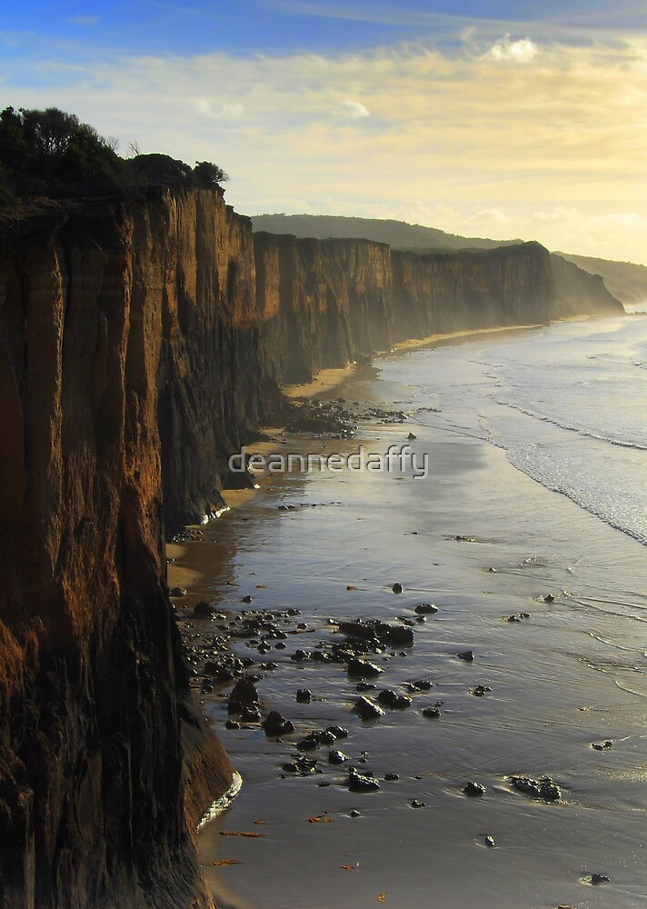 Cliff Walk by deannedaffy
