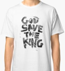 God Save the King Classic T-Shirt