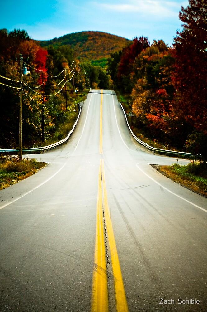 Long Road by Zach  Schible