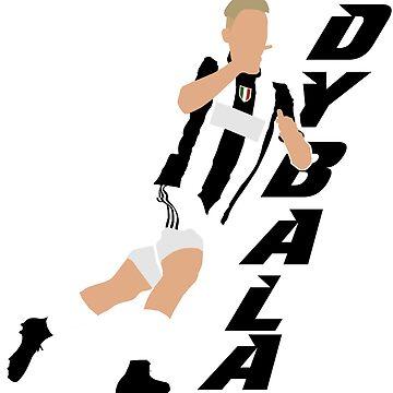 Dybala Juventus by epicavea