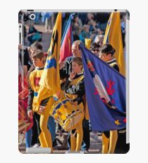 Siena Pageantry iPad Case/Skin