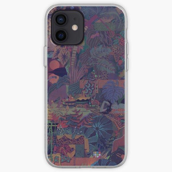 Glass Animals Zaba iPhone Soft Case