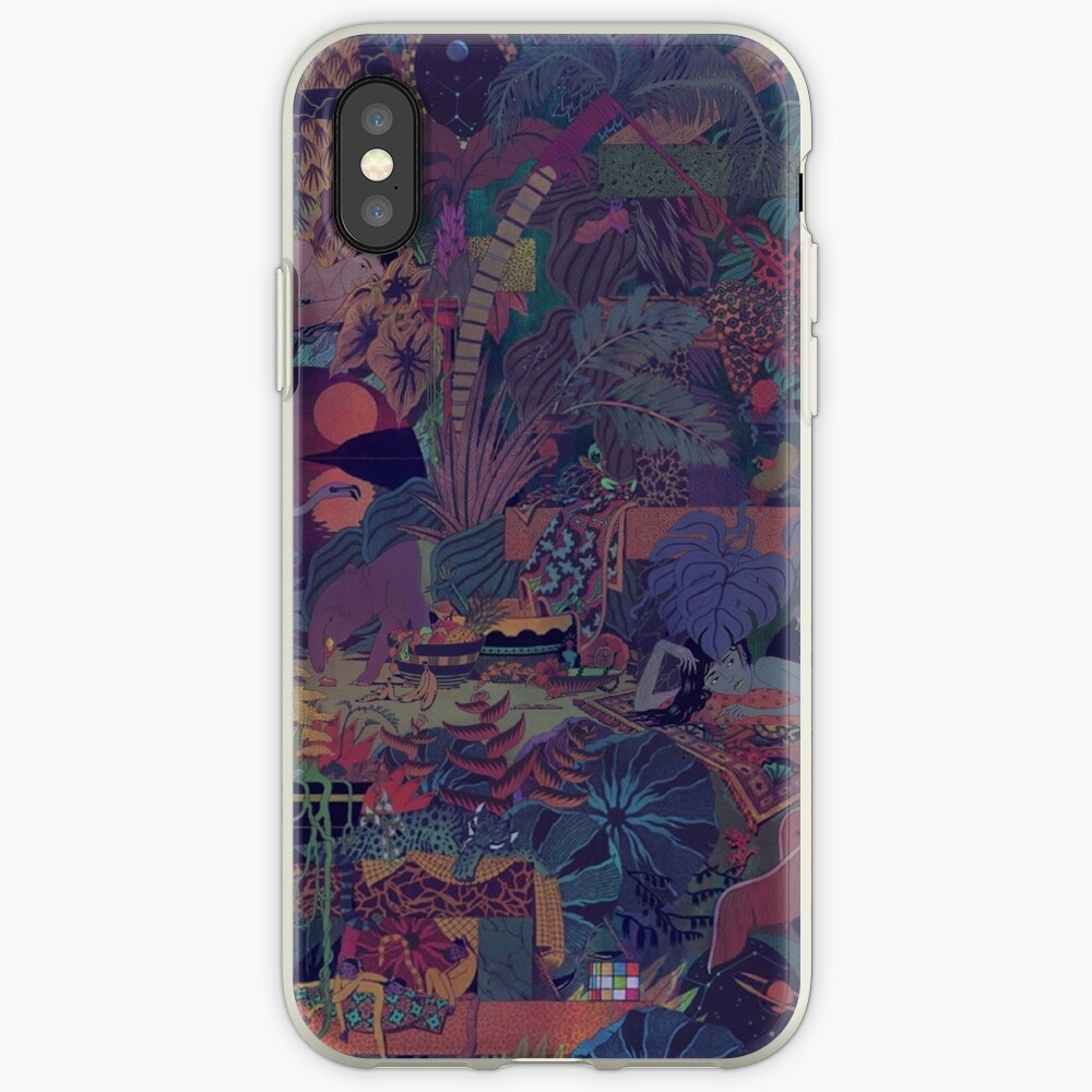 Glastiere Zaba iPhone-Hüllen & Cover