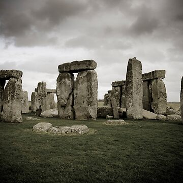 Stonehenge, UK. by LukaSkracic